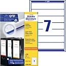 AVERY® Zweckform Ordner-Etiketten, ultragrip, 700 Stück