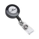 Badge-jojo DURABLE, koordlengte 800 mm, met houderclip & drukknooplus, kunststof, 10 stuks