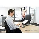 BakkerElkhuizen Laptophalter Ergo-T 340, f. Laptops bis 17 Zoll, höhenverstellbar