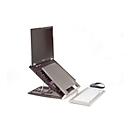 BakkerElkhuizen laptophouder Ergo-Q 330, in hoogte verstelbaar, tot 17 inch, voor onderweg