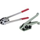 Bandspanner und Verschlusszange