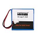 Batterij voor valsgelddetector ratiotec®Soldi Smart & Soldi Pro, werkt tot 8 uur lang