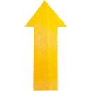 Belijning/Markering Durable, zelfklevend in pijlvorm, voor vloeren, 10 stuks