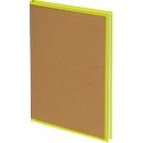 Biella Skandal Notizbuch, gelb