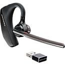 Bluetooth-Headset Plantronics Voyager 5200 UC, WindSmart Technologie, Sprechzeit 7 Stunden