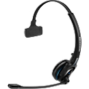 Bluetooth Headset Sennheiser Bluetooth MB Pro1, monaural, bis 15 h Gesprächszeit, Reichw. bis 25 m, inkl. USB-Ladekabel
