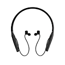 Bluetooth Headset Sennheiser Epos ADAPT 460, In-Ear, binaural, ANC, UC-optimiert, USB-Dongle, Reichweite 20 m, bis 15 h
