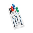 Boardmarker TZ1 für Flipcharts und Whiteboards, 4 Stück, farblich sortiert