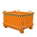 Bodemklepcontainer SB 500, oranje