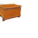 Bodemklepcontainer SB 750, oranje