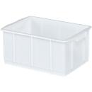 Box, kunststof, 23 l, wit