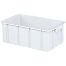 Box, Kunststoff, 31 l, weiß