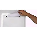 Briefeinwurfschlitz, B 300 mm, Material Kunststoff