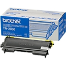 Brother TN-2000 tonercassette, zwart