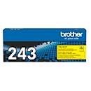 Brother Toner Brother TN-243Y, Druckreichweite ca. 1000 Seiten, gelb, original
