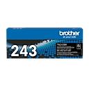 Brother Toner TN-243BK, Druckreichweite ca. 1000 Seiten, schwarz, original