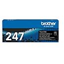 Brother Toner TN-247BK, Druckreichweite ca. 3000 Seiten, schwarz, original