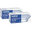 Brother Tonerkassetten TN-3280 im Doppelpack, schwarz