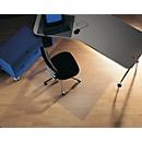Bureaustoelmat voor harde vloeren, 900 x 1200 mm