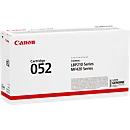 Canon 052 Toner, schwarz, 3300 Seiten, original