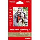 Canon Fotopapier Plus Glossy II PP-201, 265 g/m², 50 Blatt, 10 x 15 cm