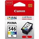 Canon Tintenpatrone CL-546XL color