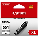 Canon Tintenpatrone CLI-551 XL GY grau