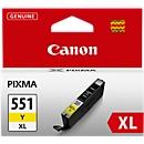 Canon Tintenpatrone CLI-551 XL Y gelb, original
