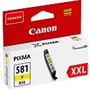 Canon Tintenpatrone CLI-581XXL Y gelb, original