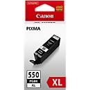 Canon Tintenpatrone PGI-550 XL PGBK schwarz