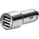 Car-Charger, Stainless Steel