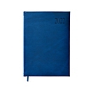 Chefkalender Sidney, 416 Seiten, B 150 x H 210 mm, ohne Metallecken, blau, Auswahl Werbeanbringung optional