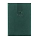 Chefkalender Tucson, 416 Seiten, B 150 x T 25 x H 210 mm, Werbedruck 100 x 80 mm, grün
