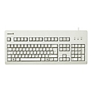 CHERRY G80-3000 - Tastatur - Deutsch - Hellgrau