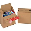 ColomPac Faltkartons Euroboxen, Größe S, 150 x 100 x 150 mm, 20 Stück