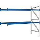 Comp. aanbieding aanbouwsectie PR 350, dwarssteun, 2200x2500x850 mm