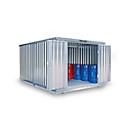 Containercombinatie SAFE TANK 2000, voor passieve opslag