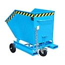 Containerwagen KW-ET 400, blauw