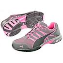 Damen-Sicherheitsschuh Puma Safety Celerity Knit Pink Wns Low, S1P, Stahlkappe, Größe 35