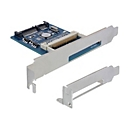 DeLOCK SATA II > Compact Flash Card Reader - CompactFlash-Kartenadapter - SATA 3Gb/s