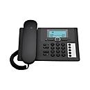 Deutsche Telekom Concept PA 415 - Telefon mit Schnur - Anrufbeantworter mit Rufnummernanzeige
