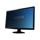 DICOTA Secret 2-Way - Bildschirmfilter - 60.5 cm wide (23,8 Zoll Breitbild)