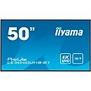 Digital Signage Display iiyama ProLite LE5040UHS-B1, 50 Zoll, 4K UHD, 3840 x 2160 Px Auflösung, 2x HDMI, 2x USB, 18/7-Betrieb