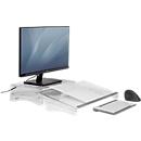 Documentenhouder BakkerElkhuizen Q-doc 100 Special, acryl, ergonomisch, voor boeken en ordners