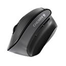 Draadloze muis Cherry Ergonomic MW 4500, USB-aansluiting, ergonom. design voor rechtshandigen