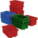 Drehstapelbehälter FB 530, 17 l, rot