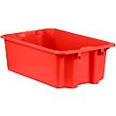 Drehstapelbehälter FB 601, 30 l, rot