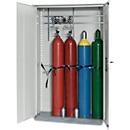 Druckgasflaschenschrank LG.215.135 asecos, für Außen