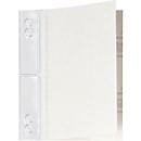 DURABLE Filefix® maxi, PVC, selbstklebend, 50 Stück, transparent