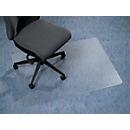 ECOGRIP® Bodenschutzmatte, für Teppichböden, 900 x 1200 mm